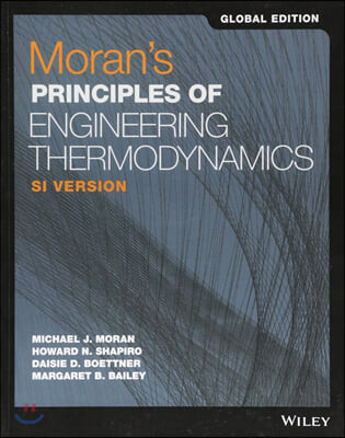 Principles of Engineering Thermodynamics, 9/E