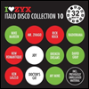 Various Artists - Zyx Italo Disco Collection 10 (3CD Box-Set)