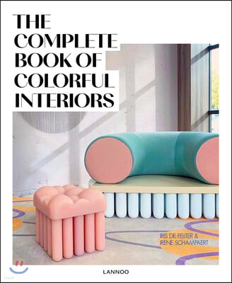 Complete Book of Colourful Interiors