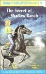 Nancy Drew Mystery Stories #5 The Secret of Shadow Ranch : Audio Cassette