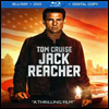 Jack Reacher (�� ��ó) (Blu-ray+DVD Combo+Digital Copy) (2012)