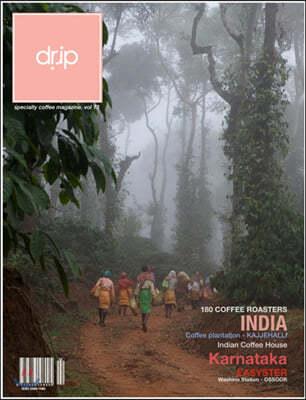 drip 드립 specialty coffee magazine (격월) : vol.13 [2020]