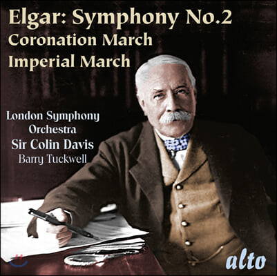 Colin Davis 엘가: 교향곡 2번, 행진곡 (Elgar: Symphony Op. 63, Marches)