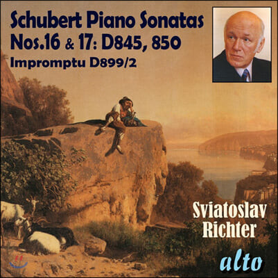 Sviatoslav Richter 슈베르트: 피아노 소나타 16, 17번 (Schubert: Piano Sonatas D845, 850)