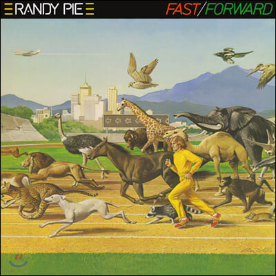 Randy Pie (랜디 파이) - 5집 Fast/Forward