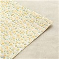 [DAILYLIKE] Fabric Sticker - Petit (flower)