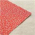 [DAILYLIKE] Fabric Sticker - Strawberry (flower)
