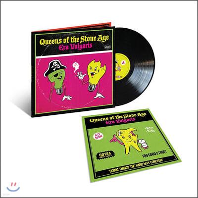 Queens Of The Stone Age (퀸즈 오브 더 스톤 에이지) - 5집 Era Vulgaris [LP]