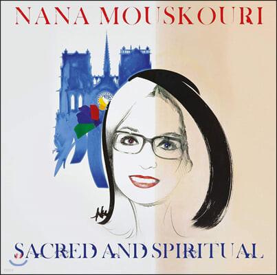 Nana Mouskouri (나나 무스쿠리) - Sacred And Spiritual