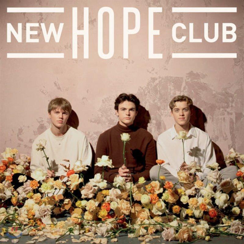 New Hope Club (뉴 호프 클럽) - 1집 New Hope Club [CD+DVD]