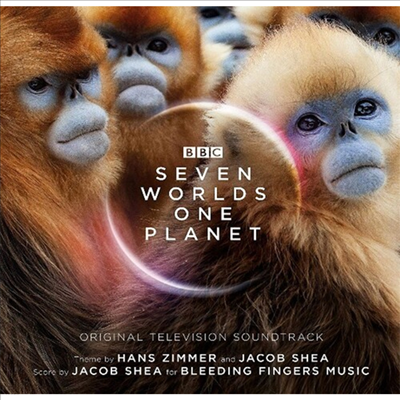 Hans Zimmer & Jacob Shea - BBC Seven Worlds One Planet
