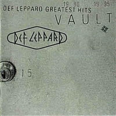 [수입] Def Leppard - Vault: Def Leppard Greatest Hits 1980-1995
