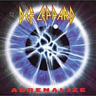 [일본반] Def Leppard - Adrenalize