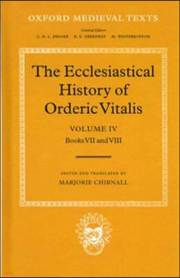 The Ecclesiastical History of Orderic Vitalis