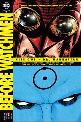 비포 왓치맨: 나이트 아울/닥터 맨해튼
