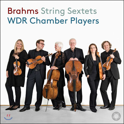 WDR Chamber Players 브람스: 현악 6중주 (Brahms: String Sextets)