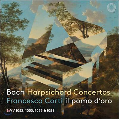 Francesco Corti 바흐: 하프시코드 협주곡 (Bach: Harpsichord Concertos)