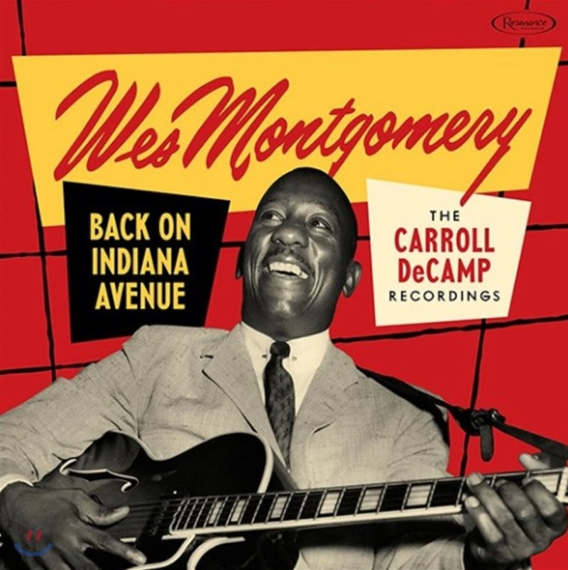 Wes Montgomery (웨스 몽고메리) - Back on Indiana Avenue [2LP]