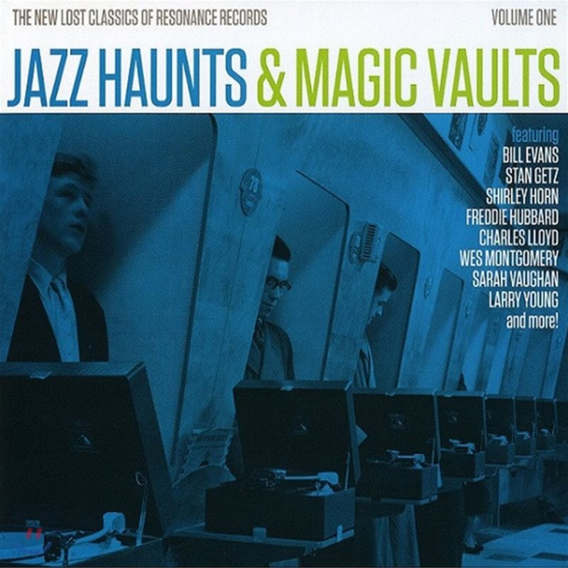 재즈 뮤지션들의 미공개 음원 모음집 (Jazz Haunts & Magic Vaults: The New Lost Classics of Resonance Records, Vol. 1)