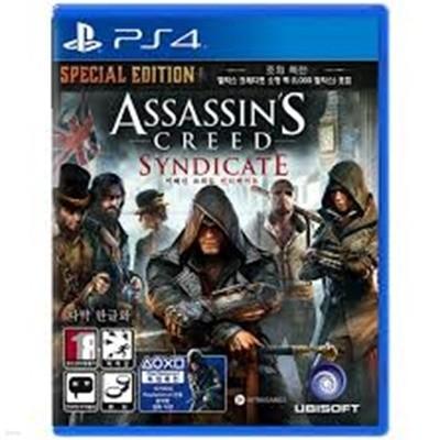 PS4 어쌔신 크리드 신디케이트