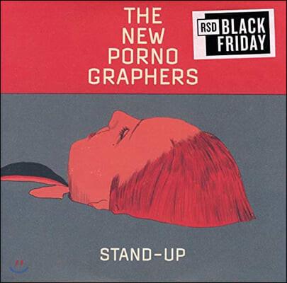 The New Pornographers (뉴 포르노그래퍼스) - Stand-Up (Single) [7인치 Vinyl]