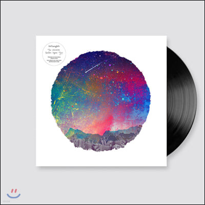 Khruangbin (크루앙빈) - 1집 The Universe Smiles Upon You [LP]
