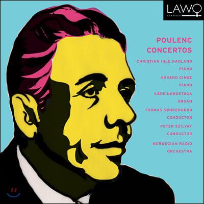 Norwegian Radio Orchestra 풀랑크: 협주곡집 (Poulenc: Concertos)