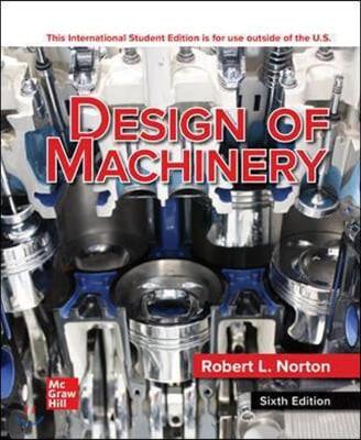 Design of Machinery, 6/E