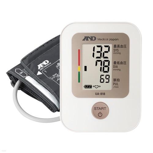 보령AND UA-818 가정용 전자혈압계 자동 혈압측정기 혈압기추천
