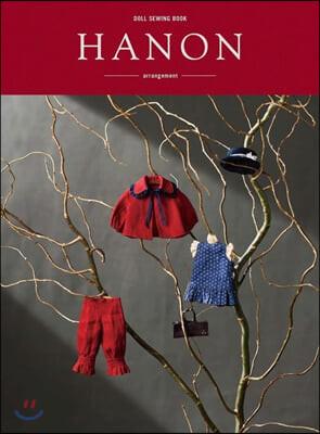 Doll sewing book 『HANON -arrangemen-』