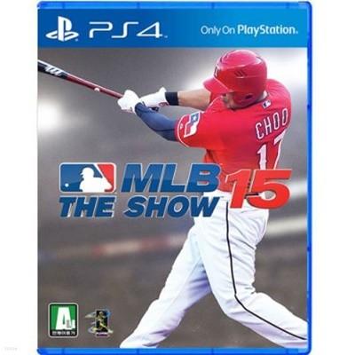 PS4 MLB15 더 쇼