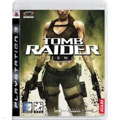 PS3 툼레이더 언더월드 (설명서 없음)