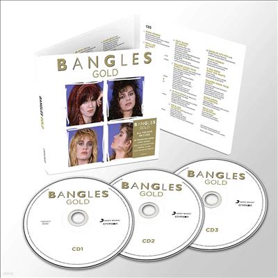 Bangles - Gold (3CD)