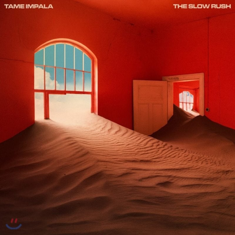 Tame Impala (테임 임팔라) - 4집 The Slow Rush [2LP]