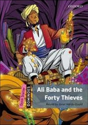 Dominoes: Quick Starter: Ali Baba and the Forty Thieves (MP3 Pack)