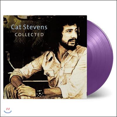 Cat Stevens (캣 스티븐스) - Collected [퍼플 컬러 2LP]