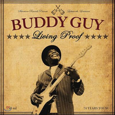 Buddy Guy (버디 가이) - 15집 Living Proof [2LP]
