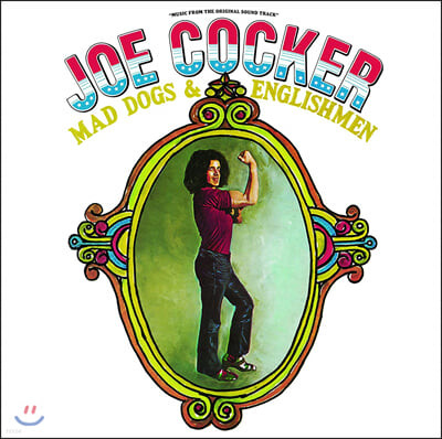 Joe Cocker (조 카커) - Mad Dogs And Englishmen [2LP]