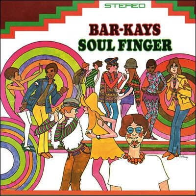 The Bar-Kays (바 케이스) - 1집 Soul Finger [LP]