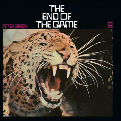Peter Green (피터 그린) - 1집 The End of the Game [LP]