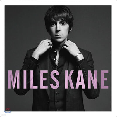 Miles Kane (마일즈 케인) - 1집 Colour of the Trap [LP]
