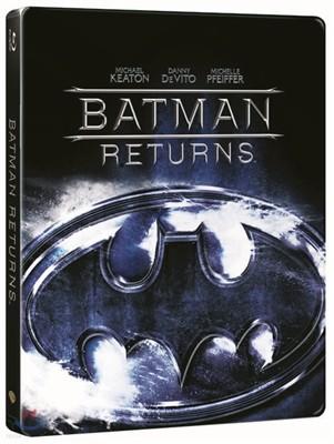 배트맨 2 (스틸북) : 블루레이