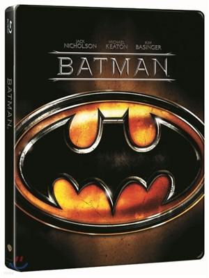 배트맨 (스틸북) : 블루레이