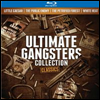 Ultimate Gangsters Collection: Classics (�ñ��� ������ Ŭ���� �ݷ���) (Little Caesar/The Public Enemy/The Petrified Forest/White Heat) (Black & White)(5Blu-ray) (2013)