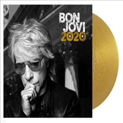 Bon Jovi - Bon Jovi 2020 (180g Gatefold Colored 2LP)