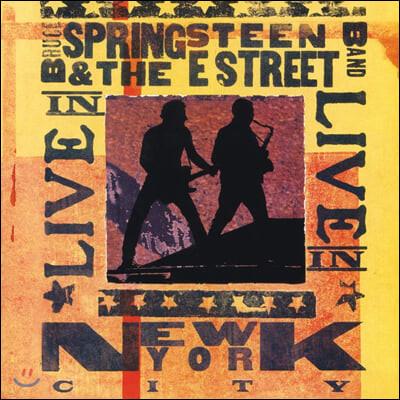 Bruce Springsteen (브루스 스프링스틴) - Live in New York [3LP]