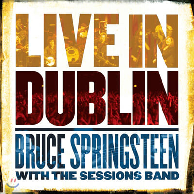 Bruce Springsteen (브루스 스프링스틴) - Live In Dublin [3LP]