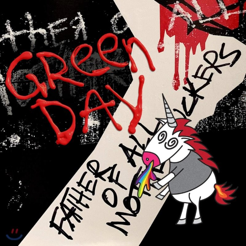 Green Day (그린 데이) - 13집 Father of All... [LP]