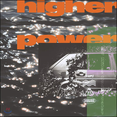Higher Power (하이어 파워) - 1집 27 Miles Underwater [LP]