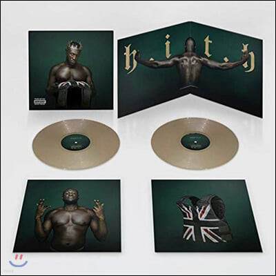 Stormzy (스톰지) - Heavy Is The Head [골드 컬러 2LP]